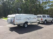 Jayco swan outback Woongarrah Wyong Area Preview