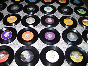 #4LOT=REDUCED=50  Vinyl Records (45 ), Hits from the 60,70,80