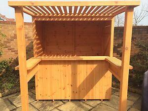 Garden shed bar ebay for Summer garden and bar