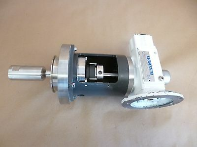 New Spx Lightnin Mixer Drive Mixer Stirrer Sr5s50 Motor Tank Stainless Agitator