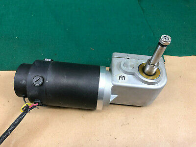 Electrocraft Mobile Power Plus Rght Angle Gearservo Motor 702-044-0158