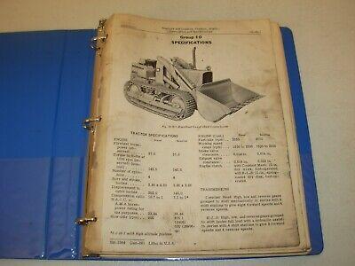 John Deere Jd450 Crawler Loader Service Repair Manual Sm-2064