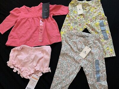 baby girl clothes 3-6 months bundle new (Gap/Tommy/Gymboree)
