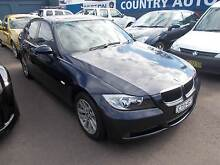 2005 BMW 3 Sedan 320i auto with leather Sandgate Newcastle Area Preview