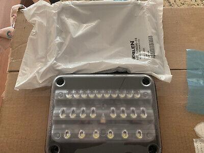 Whelen 900 Series Led Flush Mount Scene Light Model 9sc0enzr