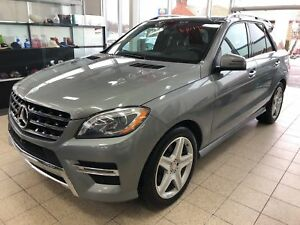 2015 Mercedes-Benz M-Class ML 350 BlueTEC GPS 7200 LBS REMORQUAG