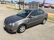 Kia Rio Manual Sedan VERY low kms ideal family or first car Armadale Armadale Area Preview