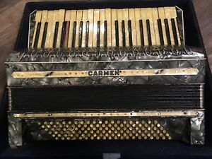Vintage Carmen Accordion (Hohner)