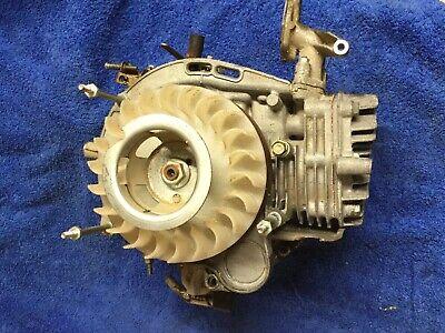 Engine Block For Honda F260 Tiller, Cultivator, Rotavator, Used Part, Working,