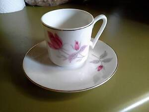 Vintage japanese rose tea cup Everton Park Brisbane North West Preview