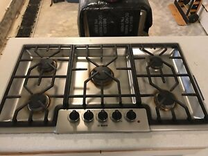 Bosch gas cooktop - make me an offer