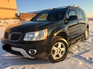 2007 Pontiac Torrent Lowest KMs in Alberta Inspection Included