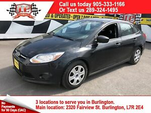 2014 Ford Focus S, Automatic, Power Group, 80,000km