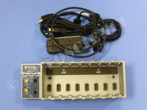 National Instruments NI cDAQ-9178 USB CompactDAQ Chassis, 8-Slot