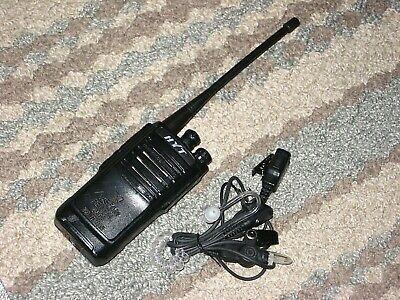 Hytera HYT TC-508U(1) Two Way Radio 400-470MHz UHF 16 Channel w/Ear Mic