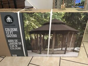 12x12ft Gazebo for sale *NEVER USED* *NEW*