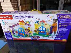 Fisher Price Learning Home Maidstone Maribyrnong Area Preview