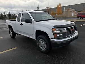 2008 GMC Canyon Extra Cab Pick-Up Truck. Great Condition!