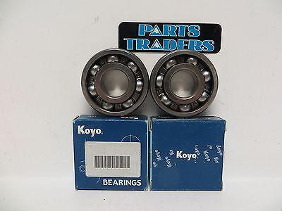 Koyo Crank Crankshaft Bearings (2) CR80 CR85 CR125 KX125 RM125 YZ125