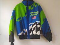 19SK-AQJ Official Silicone Racing Kawasaki Team Bubble Jacket