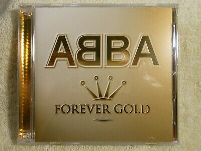ABBA -  FOREVER GOLD (CD, 2-Disc) **GEM MINT** **FREE SHIPPING**  GENUINE!!