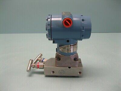 Rosemount 3051 Cg 5a 02a1am5e5s5 Hart Pressure Transmitter New B4 2689