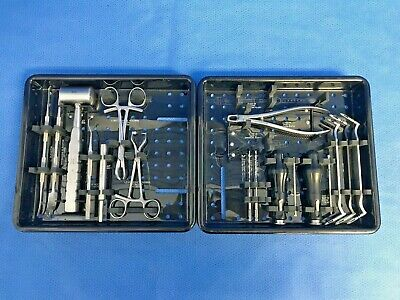 Stryker Variax Distal Radius Instrument Bone Reduction Trays Orthopedic Trauma