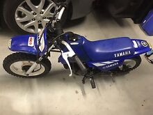 Yamaha Pee Wee 50 Grafton Clarence Valley Preview