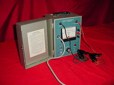 Ar Associated Research 4013 Squawker Hypot Junior Dielectric Strength Test 2.5kv