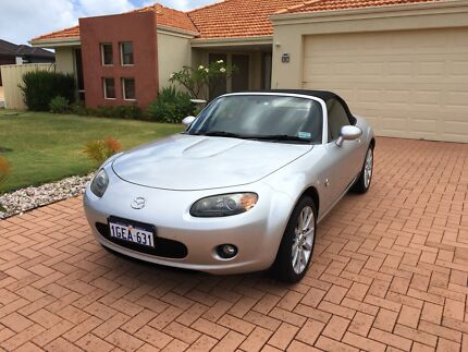 2005 MX-5 (NC) Manual soft top Secret Harbour Rockingham Area Preview