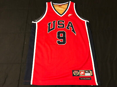 best service 9a0dc 26f65 Michael Jordan Olympic Jersey: Save Money & Shop Online ...