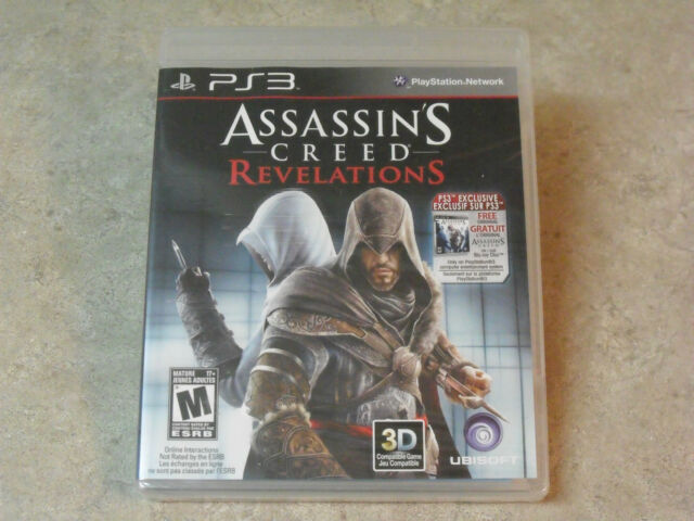Assassin's Creed Revelations (Sony PlayStation 3, 2011)