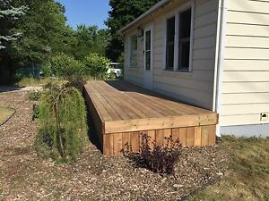 Deck and Fence builders