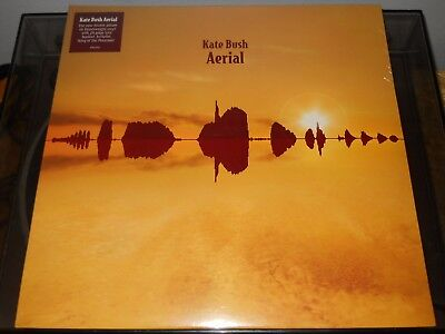 KATE BUSH - AERIAL  2 VINYL 180g  LP ALBUM NEW & SEALED NEU & OVP 2005