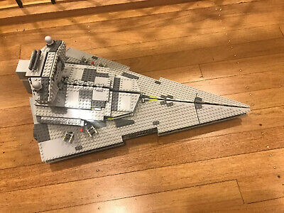 LEGO 6211 Star Wars - Imperial Star Destroyer. 100% complete. With Manuals