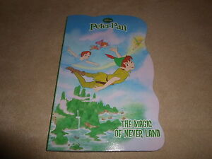 Disney Classic Peter Pan Board Book, 2013~8