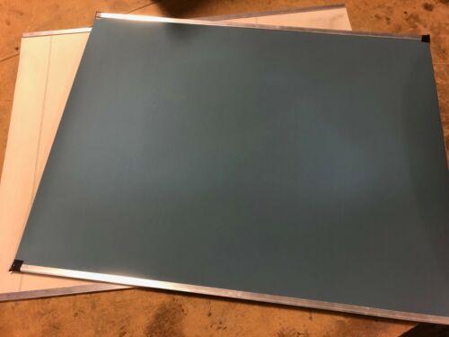 "(2) RC3 Strippable Coating Blankets for Komori 28 .067"" x 22-1/2""x28-3/4"" w/bars"