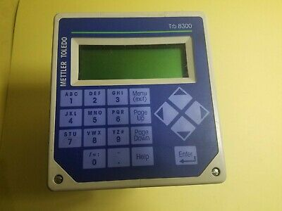 Mettler Toledo Trb 8300 Turbidity Transmitter 52 800 204