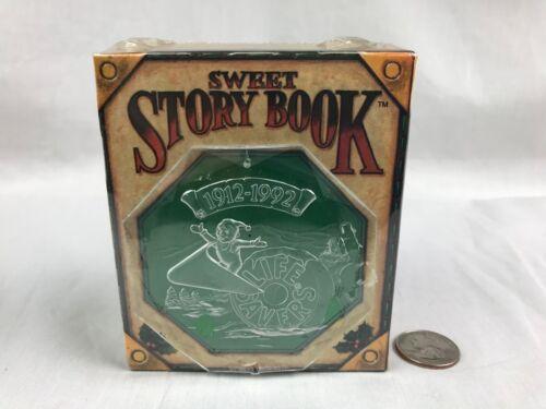 1912-1992 Ltd Edition Life Savers Sweet Story Book Christmas Ornament 80 Years