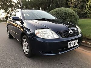 TOYOTA COROLLA ACCENT MY02 Salisbury Salisbury Area Preview