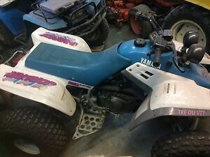 Vtt Yamaha Warriors 350 clean