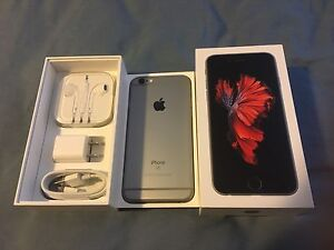 Factory Unlocked iPhone 6s 64gb Space Gray - PERFECT CONDITION