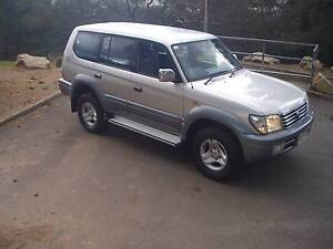 LANDCRUISER PRADO 3.0LITRE TURBO DIESEL TX $10950 Stepney Norwood Area Preview