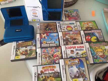 Nintendo DSi XL  Soldiers Point Port Stephens Area Preview
