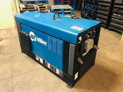 Miller Big Blue 400 Pro Kubota Diesel Weldergenerator 2016 Model