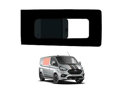 Ford Transit Custom Offside Right Front Window Blackout Curtain Kit 2013 On RH