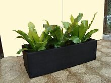 Black Quarto Designer Pots. Cronulla Sutherland Area Preview