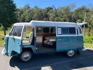 1977 Volkswagen Kombi Manual Van/Minivan