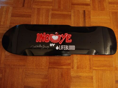 lifeblood tom inouye signed  stinger deck IPS