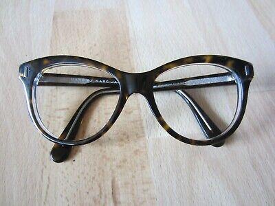 Marc By Marc Jacobs Mmj 601 53 Augenoptik Beauty & Gesundheit 16 140 Braun Oval Brille Brillengestell